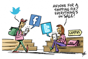 Social Digital Shoppers